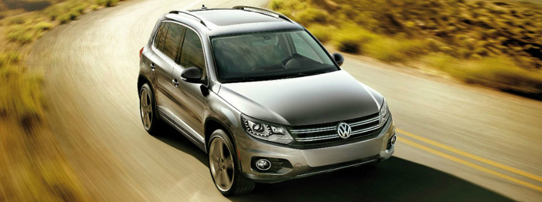 Color Options for the 2017 Volkswagen Tiguan