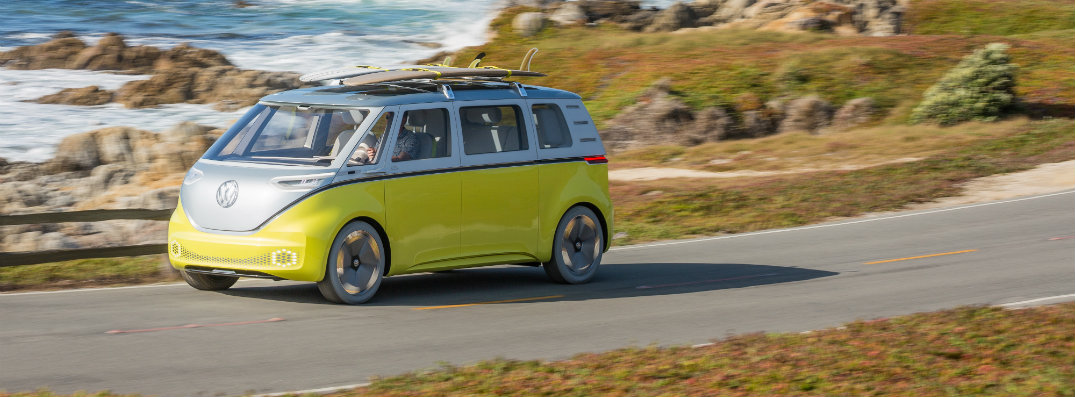 When Will the VW I.D. BUZZ Become Available in New Jersey?