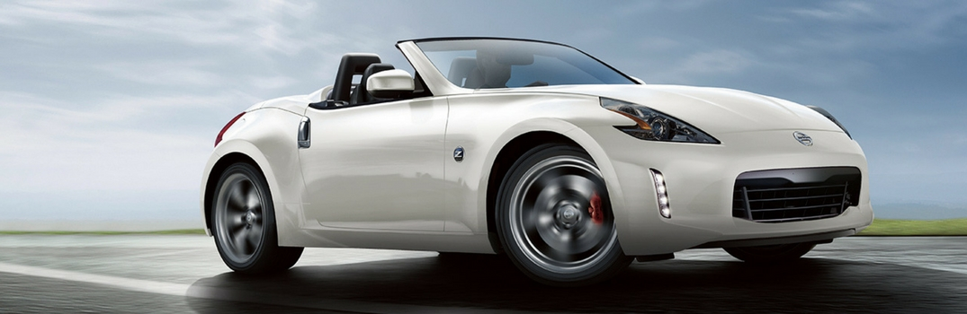 2018 Nissan 370Z Roadster Color Options and Photo Gallery