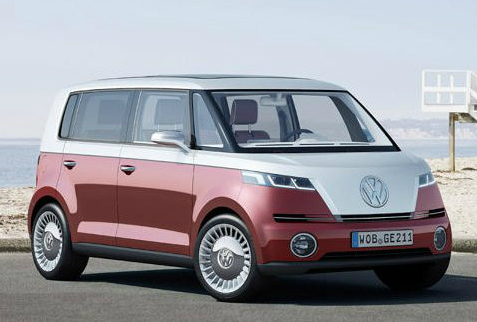 Possible Electric 2018 VW Bus With 2017 Release Date