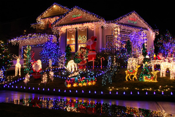 Where are 2015 Christmas light displays in Orange County CA? - 2015 Holiday Christmas Light Displays Orange County CA