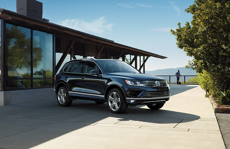 2016 Volkswagen Touareg Trim Levels And Pricing