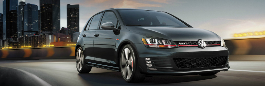 Volkswagen Golf GTI Trims Pricing and Engine Specs