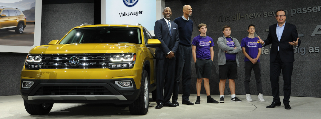 LA Auto Show VW Donation To Lakers Youth Foundation - When is the la car show