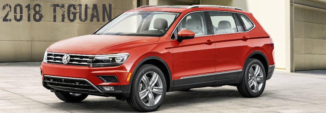 2018 volkswagen tiguan features specs and release date. Black Bedroom Furniture Sets. Home Design Ideas