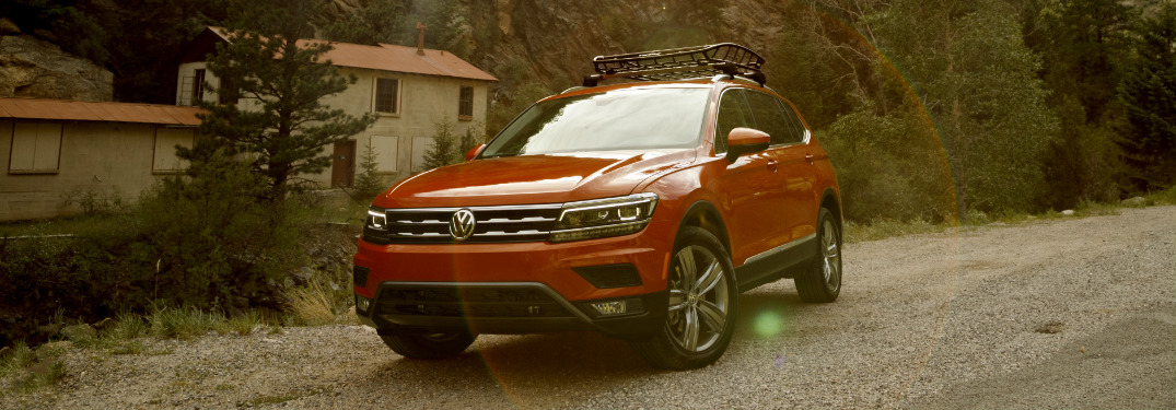 How 2018 VW Tiguan 4Motion with Active Control Works