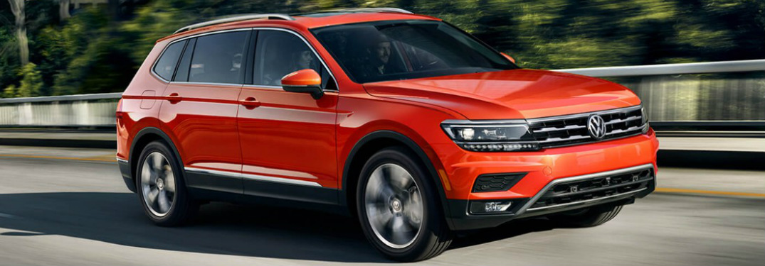 What is the warranty coverage for the 2018 Volkswagen Tiguan?