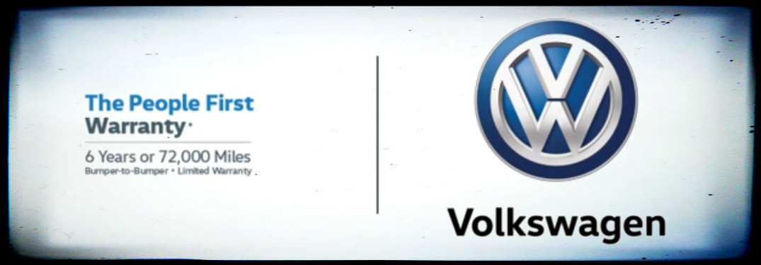 What is the coverage for the Volkswagen People First Warranty?