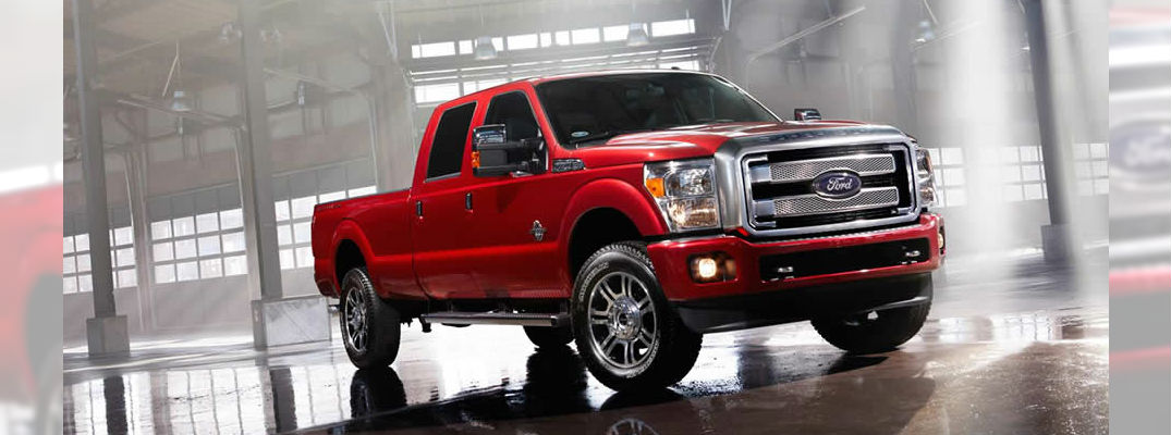 Ford Work Truck Options and Packages