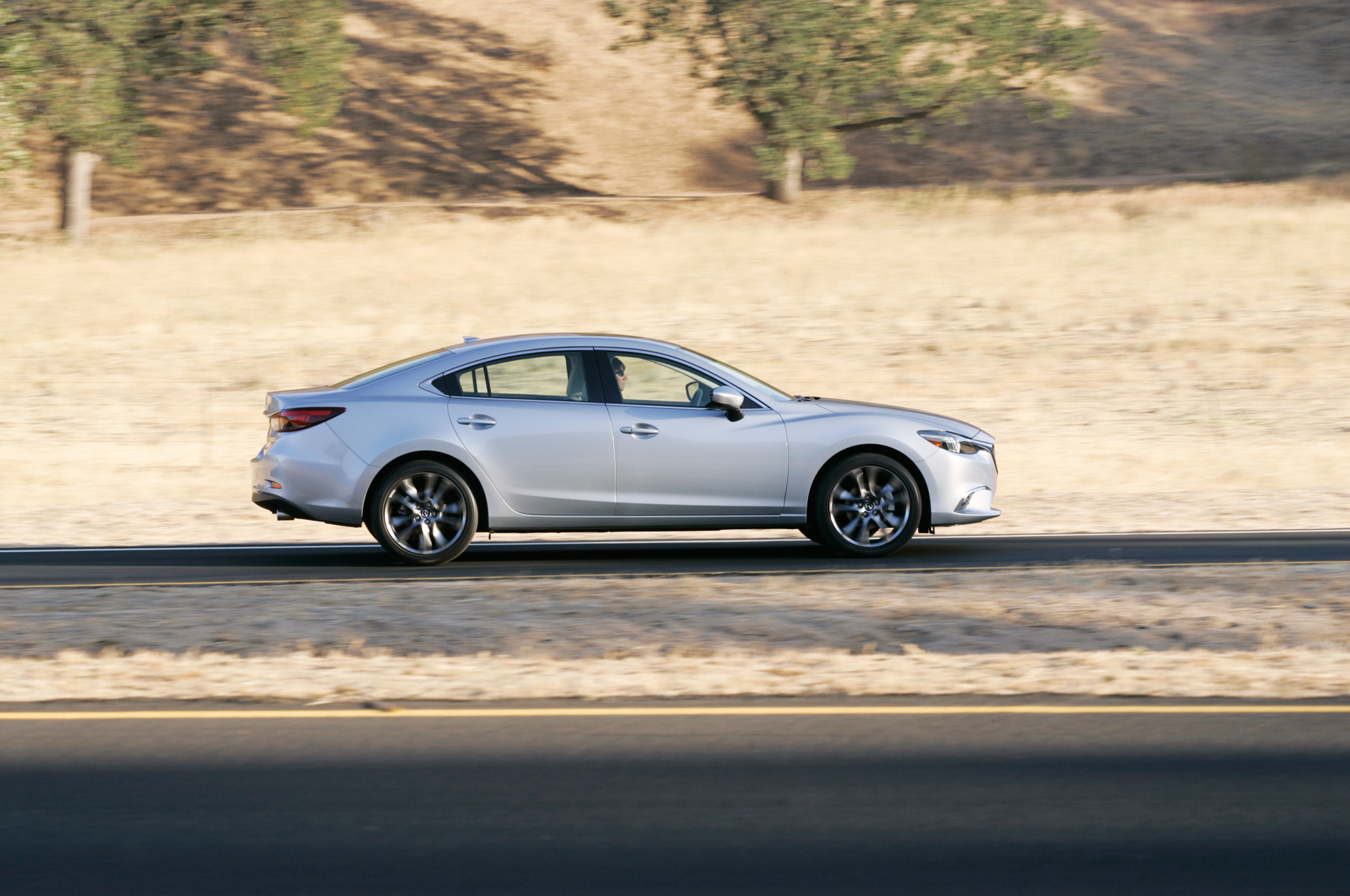Mazda Upgrades The Mazda6 Model With New Technology And Luxury Features