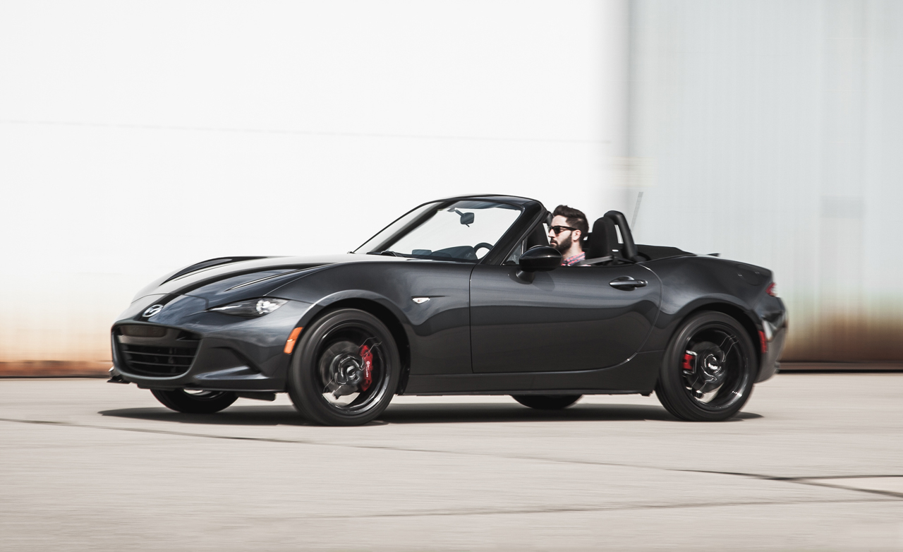 First Shipment Of 2016 Mazda Mx 5 Roadster Arrive In The Us 2009 6 Headlight Wiring Diagram
