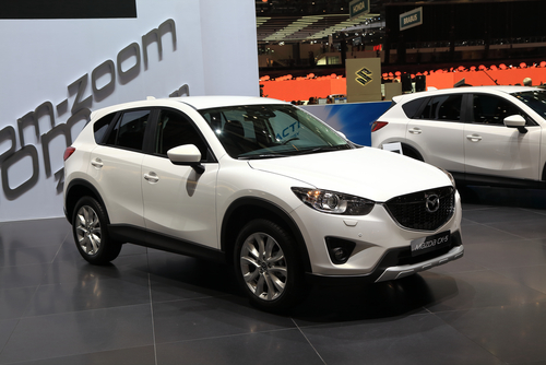 Mazda CX-5 Honored by J.D. Power Appeal Study Award
