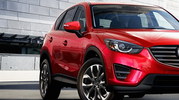 The 2018 Mazda Cx 5 Prototype Shows Off Exciting New Features
