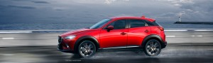 Mazda 1 cx-3 now on sale