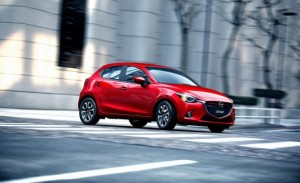 Mazda 2 fuel economy is out and car isnt in