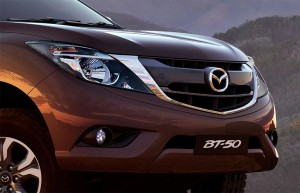 Mazda 2 BT-50 goes into production in thailand
