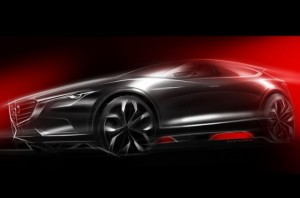 Mazda 2 new concept model to be unveiled at Frankfurt Motor Show