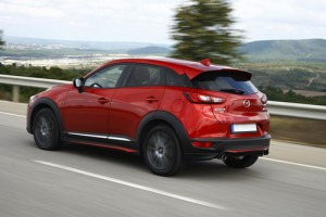 Mazda 2 CX-3 nearly reaches sales goal