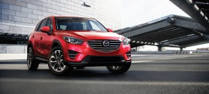 Mazda 1 More Standard Features in 2016 Mazda CX-5 in January 2016