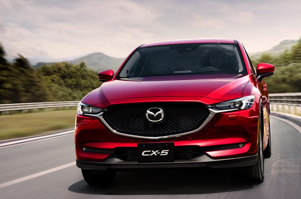 Parents Magazine Names 2017 Mazda CX-5 As Best Midsize