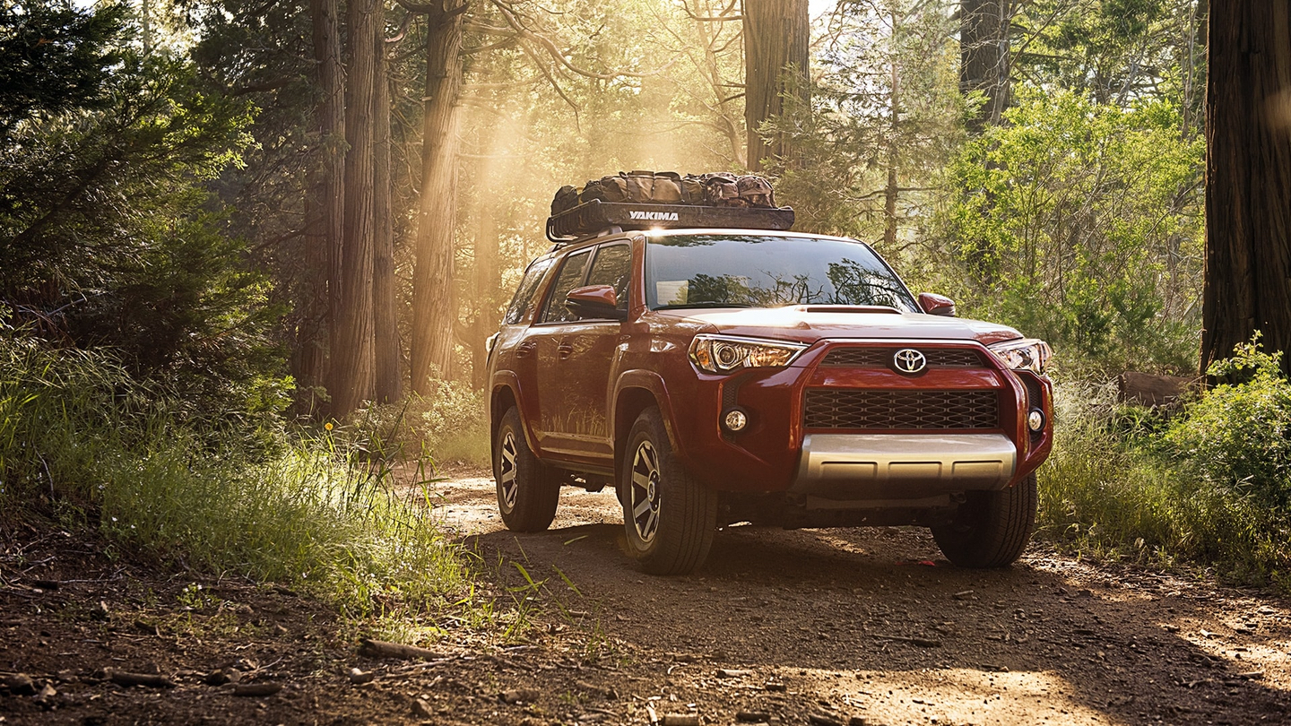 If You Are Looking For A Great Vehicle To Enjoy Summer Activities We Think The Toyota 4Runner SR5