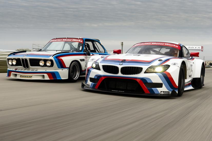 Bmw Honored As Featured Marque At 2015 Speedfest