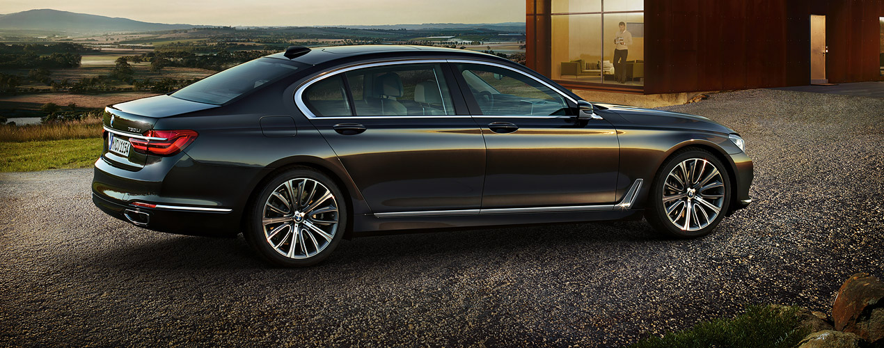 BMW 7 Series Expanded For 2017