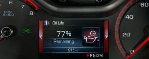GMC 1 Engine Oil Life Monitor Creates Convenience for GMC   Drivers