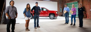 GMC 2 GMC Hosts a Do It Yourself Challenge for Future Home