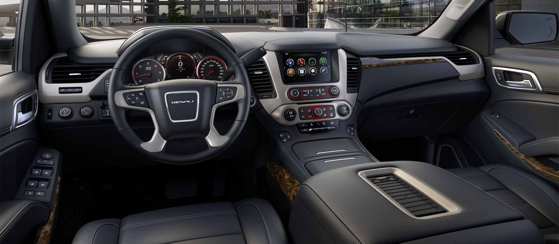 2017 Gmc Yukon Series A Top Rated Family Vehicle