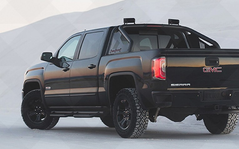 2017 sierra hd all terrain x the best off road pickup cardinale gmc. Black Bedroom Furniture Sets. Home Design Ideas