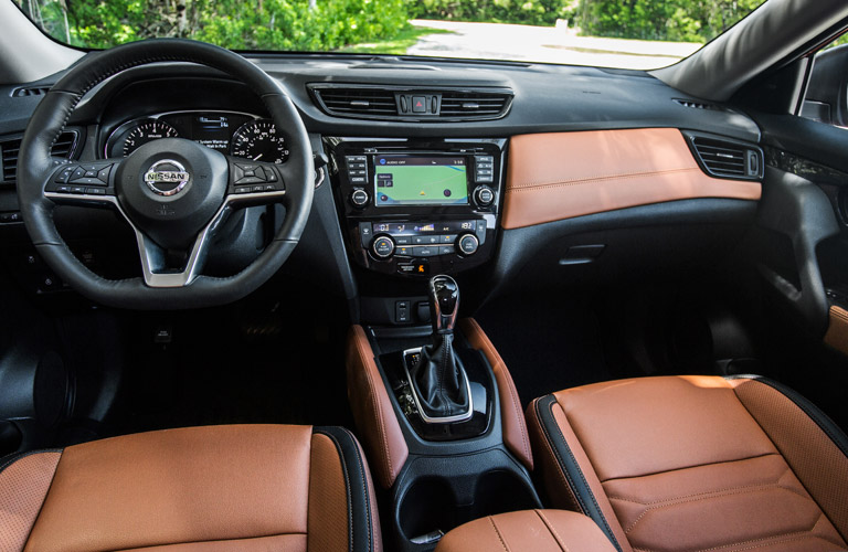 """2017 Nissan Rogue named """"Family Car of the Year"""""""