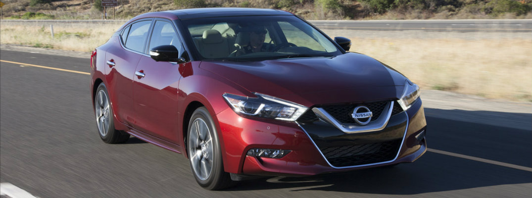 2017 Nissan Maxima safety rating and features