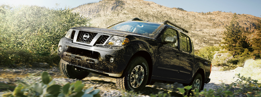 Safety Features and Technology on the 2017 Nissan Frontier Off-Roading