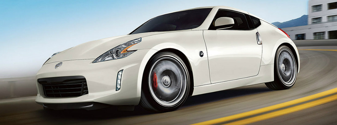 Technology and Design on the 2017 Nissan 370Z Exterior