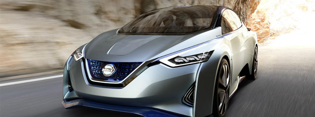 Design Features and Technology of the Nissan IDS Concept Exterior