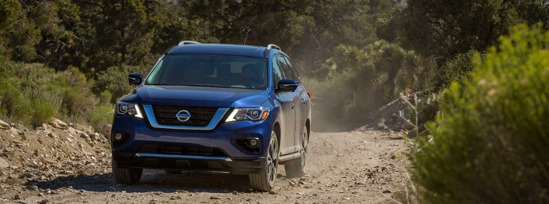 Technology and Design of the 2017 Nissan Pathfinder Exterior
