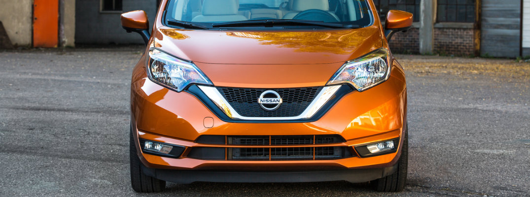 2018 Nissan Versa Note pricing information and available features
