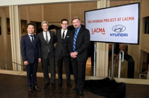 HYUNDAI ANNOUNCES 10-YEAR PARTNERSHIP WITH LOS ANGELES COUNTY MUSEUM OF ART