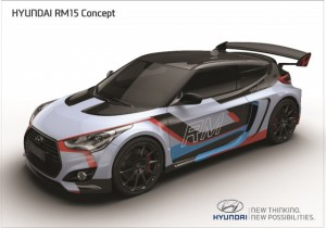 Hyundai 2 - veloster based concept