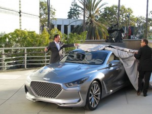 Hyundai 1 Hyundai Let Team Have Open Imagination for Vision G Concept Car