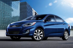 Hyundai 2 Accent is Fierce Competitor