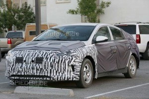 Hyundai 2 Hyundai Hybrid Spy Spots Continue to Surface