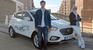 Hyundai 2 Putting ix35 Fuel Cell to the Test