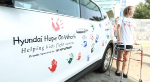 Hyundai 1 Hyundai Donates $50,000 Grant for Pediatric Cancer Patient Assistance