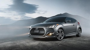 Hyundai 1 Demonic Hyundai Veloster Making its Way to SEMA Show