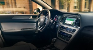 Hyundai 2 Hyundai Sonata Owners Can Soon Connect with Apple CarPlay