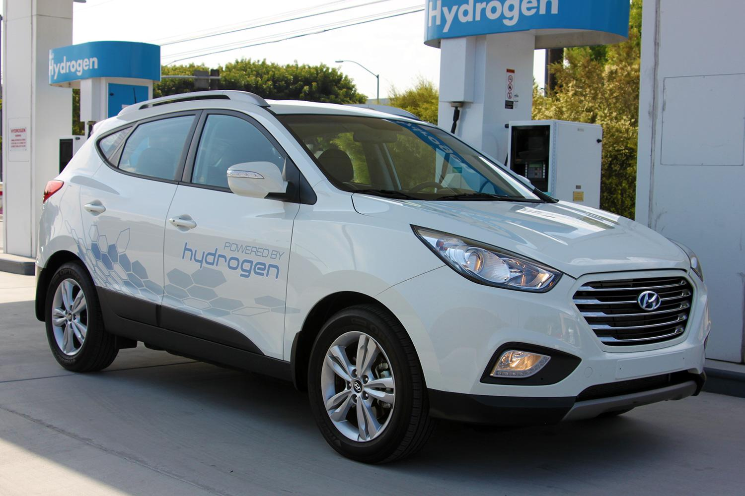 In Recent Hyundai News, The Tuscon Was The First Ever Vehicle To Be Made By  Hyundai In The Hydrogen Range Of Cars And It Made Its Grand Debut In Canada.