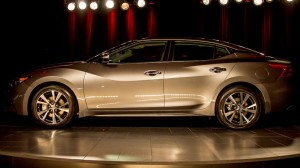 Nissan 1 maxima has more to offer than previous generation