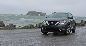 Nissan 2 unveils production-ready Murano